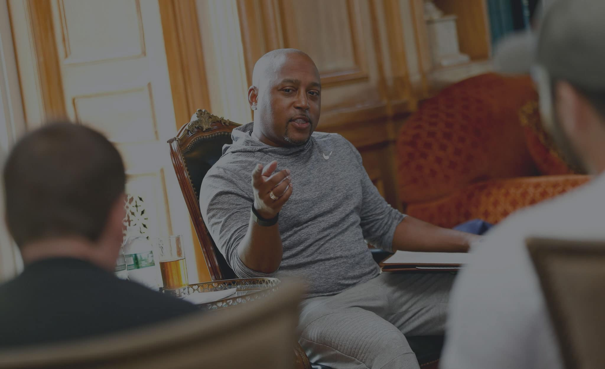 BELAY Sponsors Contest with Daymond John