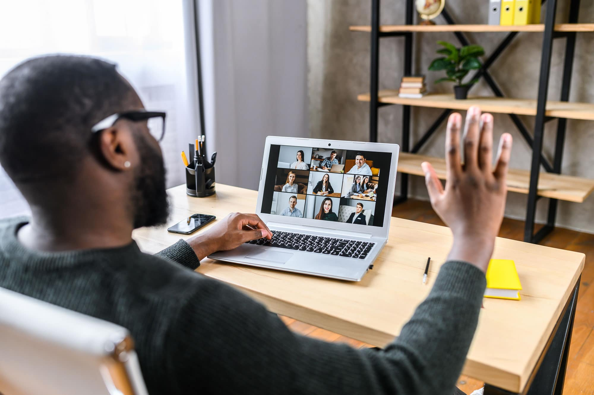How To Keep Your Nonprofit's Morale High When Working Remotely